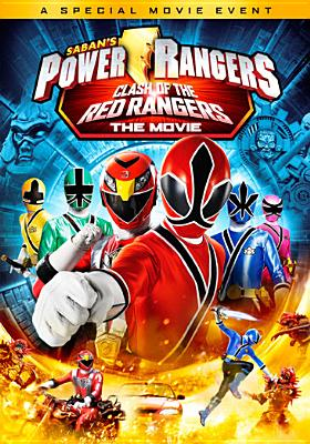 POWER RANGERS:CLASH OF THE RED RANGER BY POWER RANGERS (DVD)
