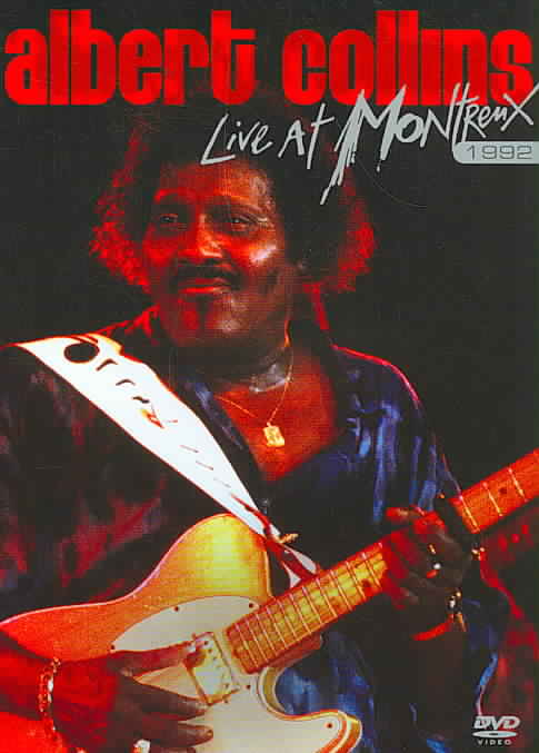 LIVE AT MONTREUX BY COLLINS,ALBERT (DVD)